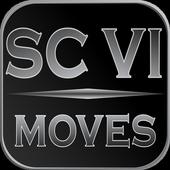 Moves Guide for SC VI icon