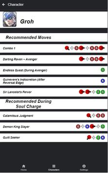Moves Guide for SC VI screenshot 5