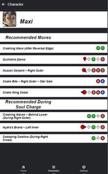Moves Guide for SC VI screenshot 7