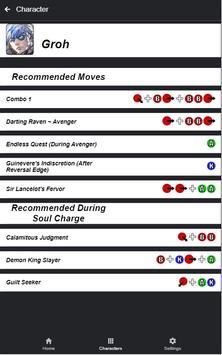 Moves Guide for SC VI screenshot 8
