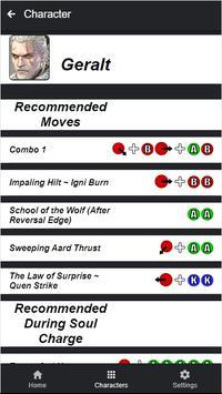Moves Guide for SC VI screenshot 1