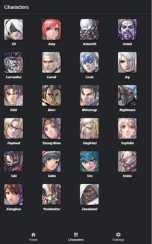 Moves Guide for SC VI screenshot 3