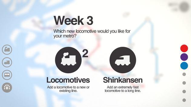 Mini Metro screenshot 3