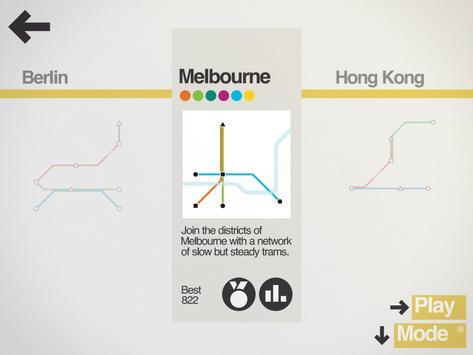 Mini Metro screenshot 12