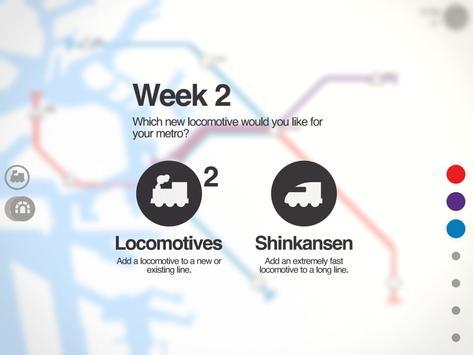 Mini Metro screenshot 13