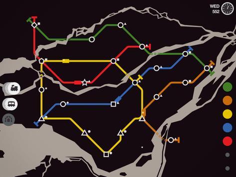 Mini Metro screenshot 14