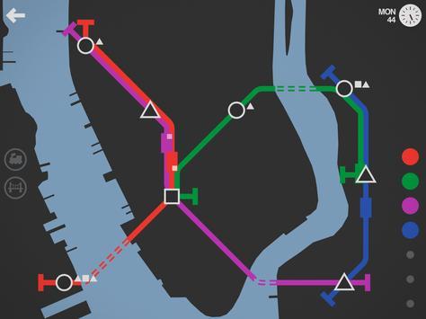 Mini Metro screenshot 9