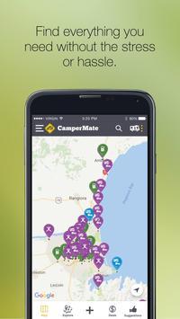 CamperMate captura de pantalla 1