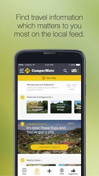 CamperMate captura de pantalla 2