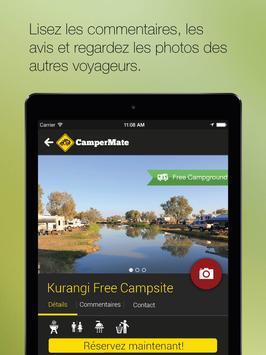 CamperMate capture d'écran 8