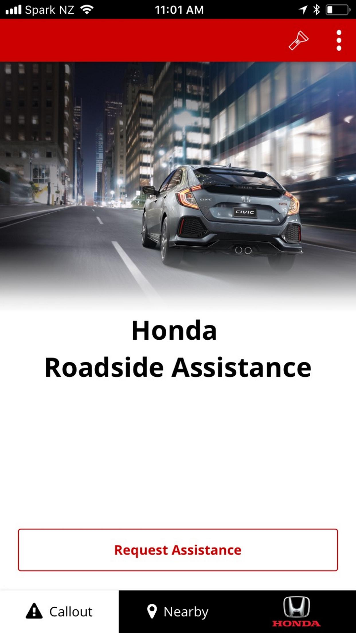 Honda Roadside Assistance >> Honda Roadside Assistance For Android Apk Download