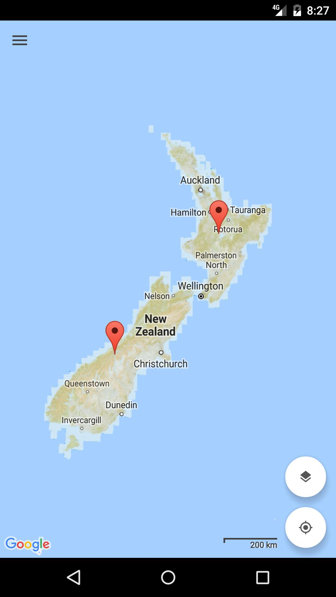 Download New Zealand Map.New Zealand Nz Topo Map For Android Apk Download