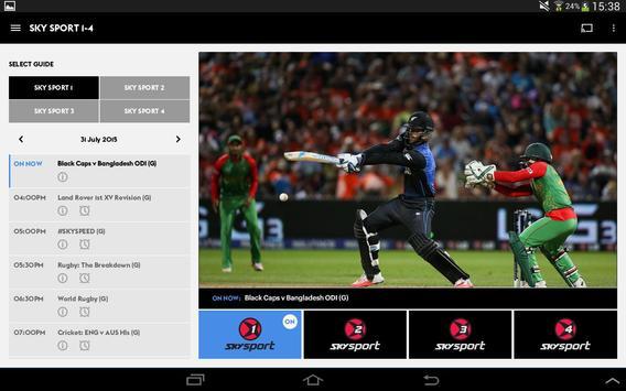 Fan Pass screenshot 10