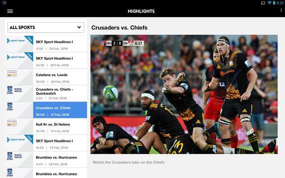 Fan Pass screenshot 6