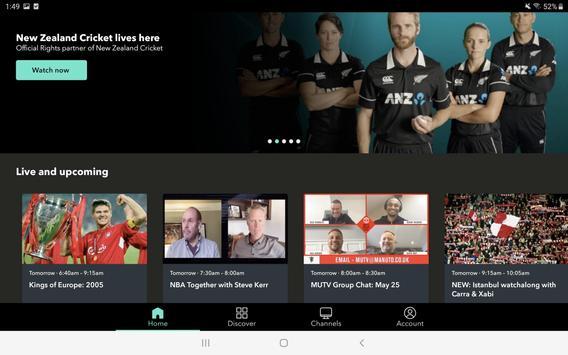 Spark Sport screenshot 4