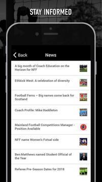Mainland Football Federation скриншот 1