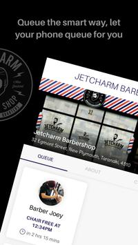 Jetcharm Barbers poster