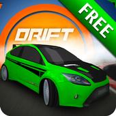 Driftkhana Free Drift Lite icon