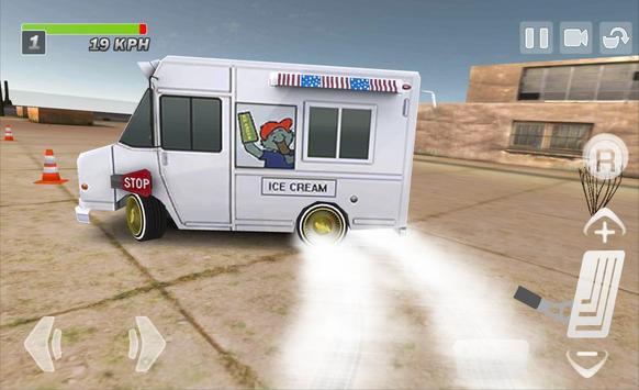 Driftkhana Free Drift Lite screenshot 4