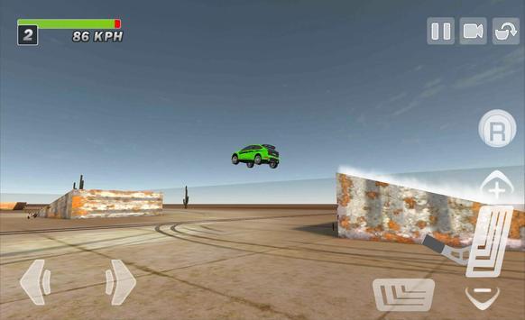 Driftkhana Free Drift Lite screenshot 5