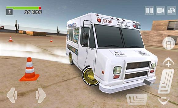 Driftkhana Free Drift Lite screenshot 6