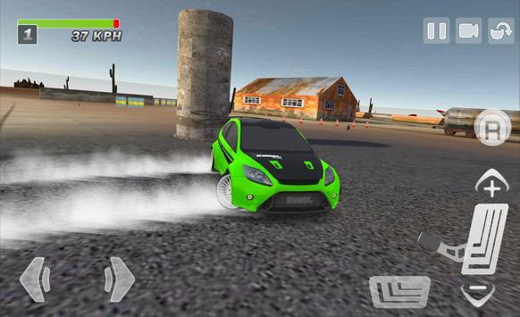 Driftkhana Free Drift Lite screenshot 9