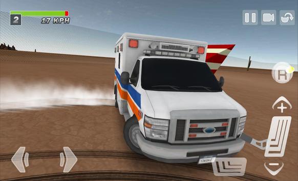 Driftkhana Free Drift Lite screenshot 3