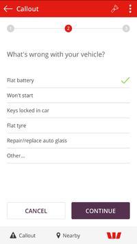 Westpac Auto Assist screenshot 1