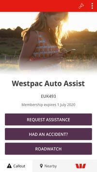Westpac Auto Assist screenshot 2