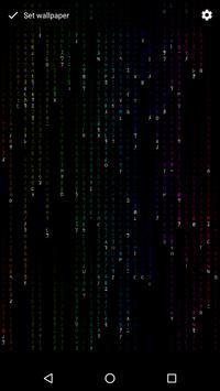 Source Code Live Wallpaper скриншот 3