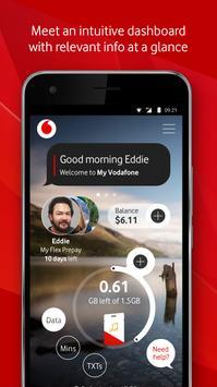 My Vodafone poster