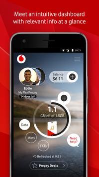 My Vodafone 海報