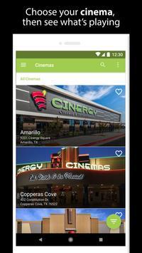Cinergy screenshot 1