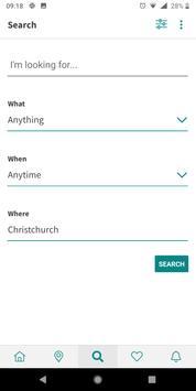 Chch Events screenshot 4
