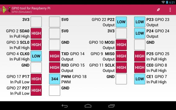 GPIO Tool For Raspberry Pi for Android - APK Download
