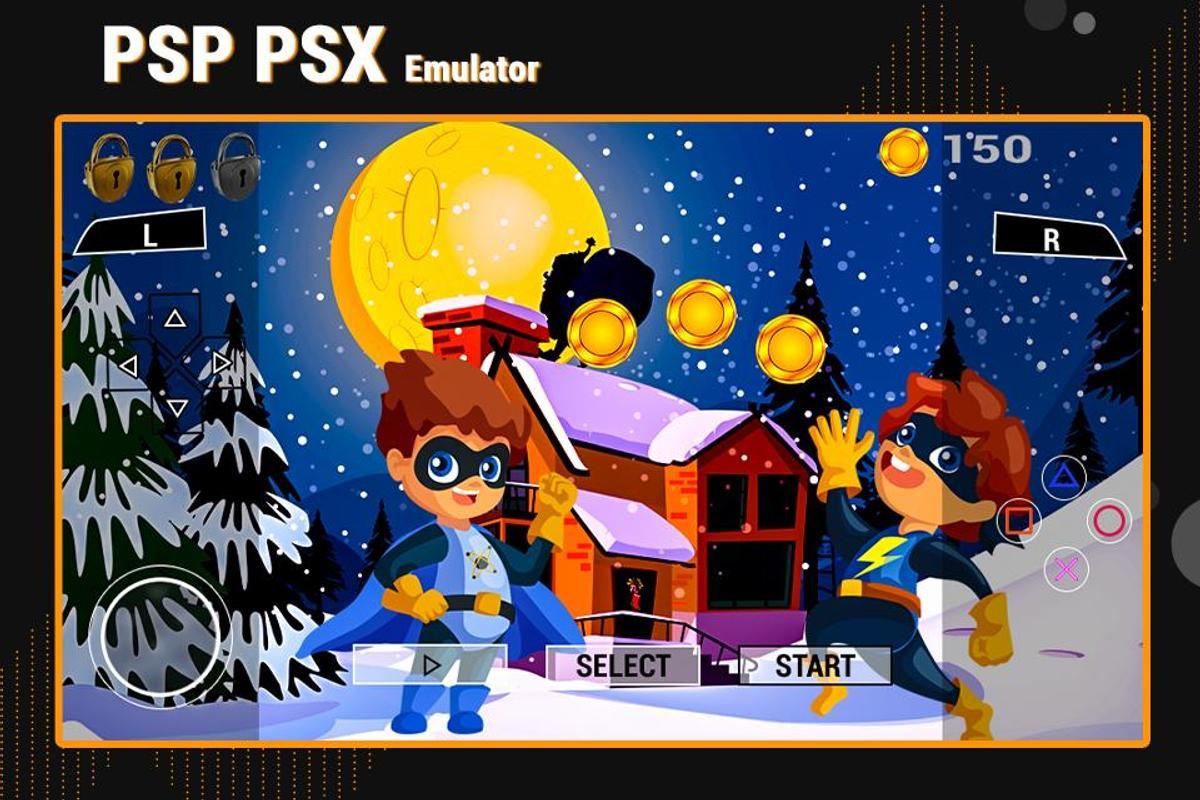 Psp psx emulator android download