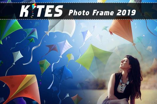 Kite Photo Frame poster