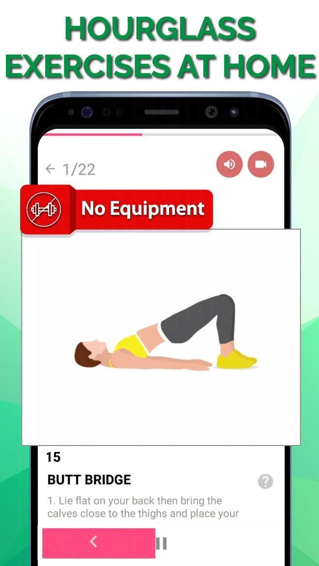 Hourglass Figure Workout for Android - APK Download