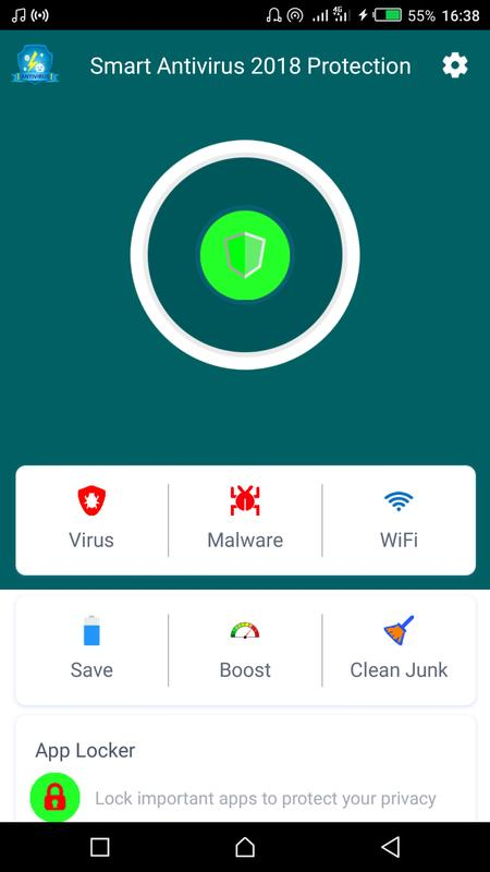 Smart antivirus for android apk download.