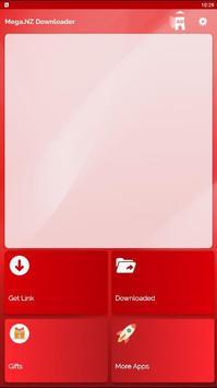 Downloader for MEGA - MegaDownloader screenshot 3
