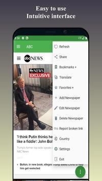 Newspapers - Local News, World News, Latest News ảnh chụp màn hình 4
