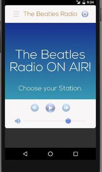 The Beatles Radios poster