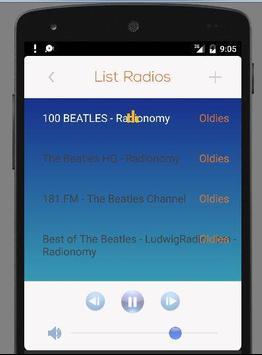 The Beatles Radios screenshot 7