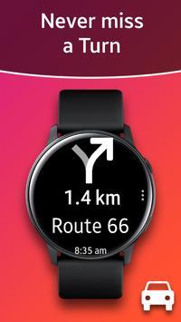 Navigation Pro: Google Maps Navi on Samsung Watch 海报