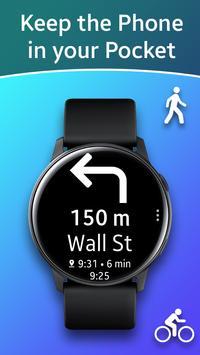 Navigation Pro: Google Maps Navi on Samsung Watch 截图 1