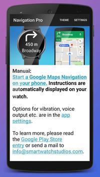 Navigation Pro: Google Maps Navi on Samsung Watch 截图 4