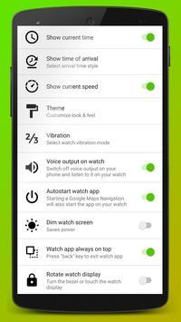 Navigation Pro: Google Maps Navi on Samsung Watch 截图 5