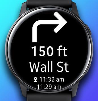 Navigation Pro: Google Maps Navi on Samsung Watch 截图 7