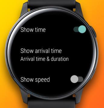 Navigation Pro: Google Maps Navi on Samsung Watch 截图 8