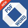ikon Konversi PDF ke Word Gratis